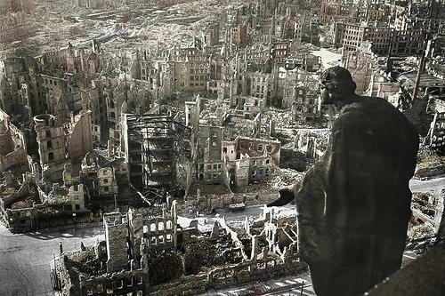dresden 1945 photo